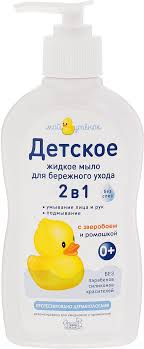 <b>Наша Мама Детское жидкое</b> мыло 2 в 1 250 мл — купить в ...