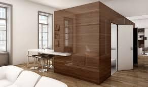 Modern One Bedroom Apartment Design Modern Studio Apartment Design Imencyclopediacom
