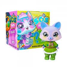 """<b>Фигурка</b>-<b>сюрприз SOS Pets</b> """"Милые зверята"""" - Магазин игрушек ..."""