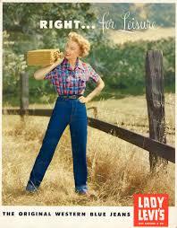 Celebrating 80 Years of <b>Women's</b> Jeans : <b>Levi Strauss</b> & Co
