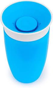 Munchkin Miracle <b>360</b>-<b>Degree 10</b> Oz Sippy Cup, (Colors May Vary ...
