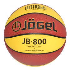 <b>Мяч</b> баскетбольный <b>Jogel JB</b>-<b>800 №7</b> — купить в интернет ...