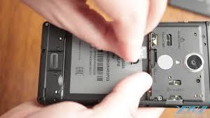 Как вставить SIM-карту в <b>BQ</b> Strike Selfie (XDRV.RU) - YouTube