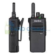 Two Way Radio World Coverage 4G - <b>Inrico T522A</b> POC Walkie ...