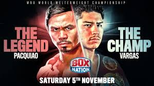Image result for Pacquiao vs Vargas