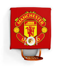 "Скатерть квадратная ""<b>Манчестер Юнайтед</b>"" #2567274 от ..."