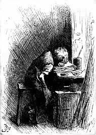 these are a set of higher level thinking questions from a charles dickens is here shown as a boy of twelve