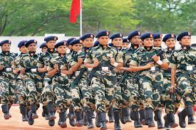 Image result for India Reserve Battalion to control kashmir girls