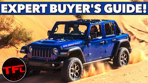 Watch This Before You Buy A New <b>Jeep Wrangler</b>! TFL Expert ...