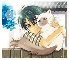 Resultado de imagen de mascotas anime