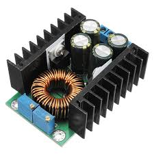 <b>DC DC 8A 300W Buck</b> Adjustable Constant Voltage Constant ...