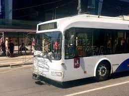 <b>Крепления для перевозки велосипедов</b> на троллейбусах в ...