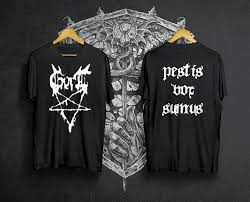 <b>Lupus Niger Prod. And</b> Distro - Finally available Gort's t-shirts. All ...