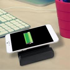 <b>LEEHUR</b> 3 <b>USB</b> Ports Wireless Charger <b>Portable</b> Fast Charging ...