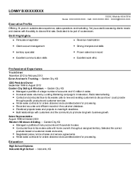 equine product manager territory manager resume example  bioniche    featured resumes