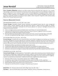 s floor manager resume financial s manager cover letter