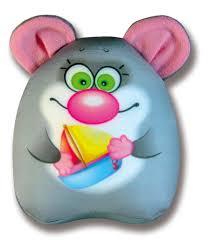 Антистрессовая <b>игрушка Водоплавчики</b> Мышь купить на ...
