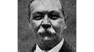 Sir <b>Arthur Conan Doyle</b> (1859-1930) | American Experience | Official ...