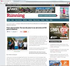 media run in montreal run and review all parks in montreal canadian running online interview aug 6
