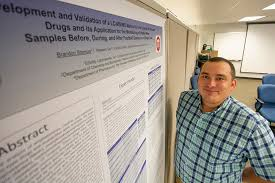 Graduate School   Chemistry Phd Student Receives Recognition For