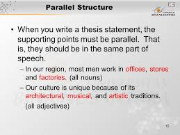 Pertemuan   From Paragraph to Essay Matakuliah  Writing III        Conclusions Logical division essay breaks a large topic into smaller parts A paragraph can be