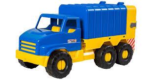 "Авто ""City Truck"" <b>мусоровоз</b> | Игрушки ""<b>Тигрес</b>"""