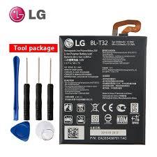 <b>NEW Original</b> LG <b>BL T32</b> Internal Battery for LG G6 G600L G600S ...