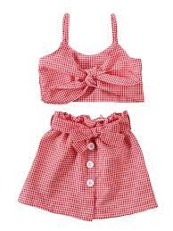 BeQeuewll - BeQeuewll <b>1</b>-<b>6Y Summer Toddler</b> Girl Clothes Sets ...