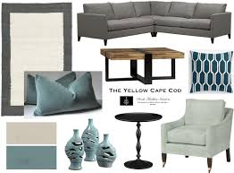 Teal And Grey Living Room Grey Teal And Yellow Living Room Wonderful On Modern Interior