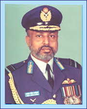 Air Marshal Jamal Uddin Ahmed, ndc, bems, psc (04 June 1995 to 03 June 2001) - exchief-9