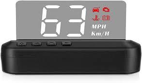 SHEROX <b>C100 Car</b> HUD OBD2 Head Up <b>Display Car</b> Speedometer ...
