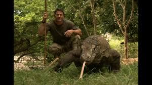 Largest Lizard on Earth | <b>The</b> Komodo Dragon | Deadly 60 ...