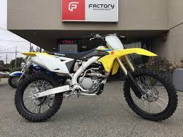 2018 <b>Suzuki RM-Z250</b> | Factory Powersports