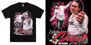 "gagjinbeom x Padotagi Rap ""I <b>Always</b> Dance for <b>Her</b>"" T-Shirt ..."