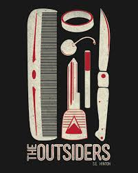 """the outsiders essay topicsthe outsiders theme essay the outsiders  """"for teenagers  about teenagers  written by"""