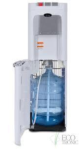 <b>Кулер для воды Ecotronic</b> C8-LX белый за 25 800 руб.