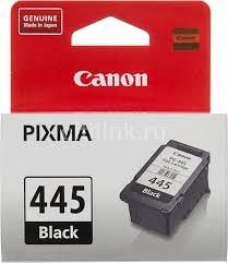 Купить <b>Картридж CANON PG-445</b>, черный в интернет-магазине ...