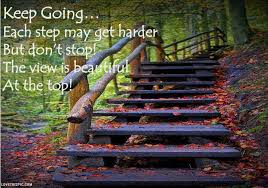 Image result for quotes about steps in life