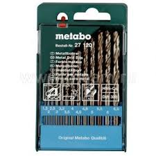 <b>Набор сверл Metabo HSS-Co</b> 13 шт. (1,5-6,5мм) 627120000 ...