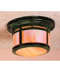 shown in verdigris patina finish with gold white iridescent glass arroyo craftsman lighting