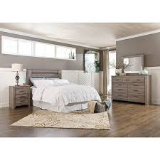 king bedroom set return previous signature design by ashley quotzelenquot  piece queen bedroom set