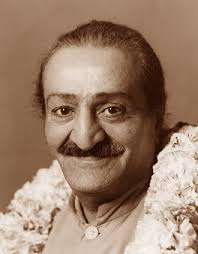 Meher Baba in Washinton DC, 1950's