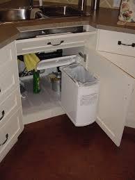 Kitchen Cabinet Garbage Drawer Kitchen Trash Can Ideas Fresh Idea To Design Your Kitchen Trash