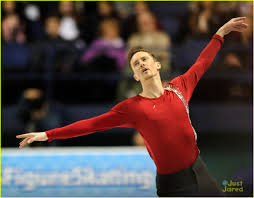 adam rippon felt like a champion after grabbing silver medal at adam rippon josh farris more mens skate 08