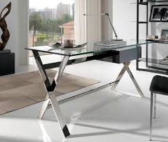 modern office table glass top modern glass office desk 1000 images about michael garrett 26 on bush aero office desk design interior fantastic