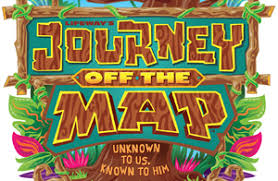 Image result for journey off the map