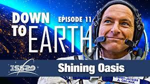 <b>International</b> Space Station - Down to Earth - <b>Shining</b> Oasis | Facebook