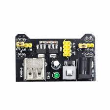 Breadboard Power Supply Module Mb 102 Power Supply Board ...