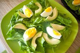 Картинки по запросу Весенний салат с авокадо и яйцами