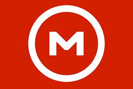 Resultado de imagen para logo de mega